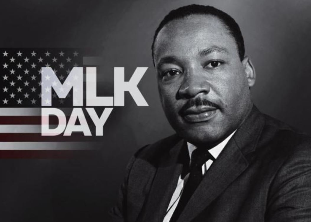 Martin Luther King Jr Holiday Dunham Elementary School