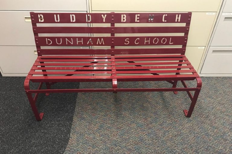 Picture of Buddy Bench
